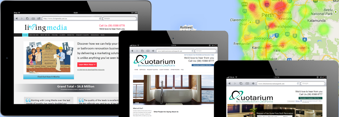 Living Media & Quotarium