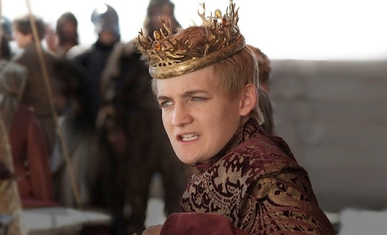 Joffrey Angry