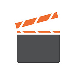 Creative and production icon