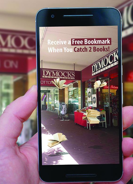 Augmented Reality Bookstore
