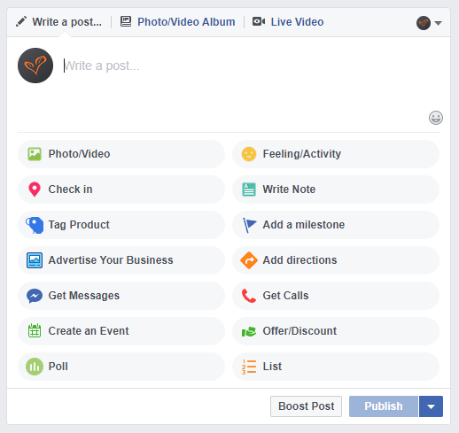 Facebook Business Manager New Options Revealed