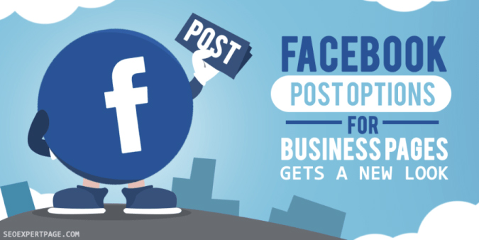 Facebook Post Options for Business