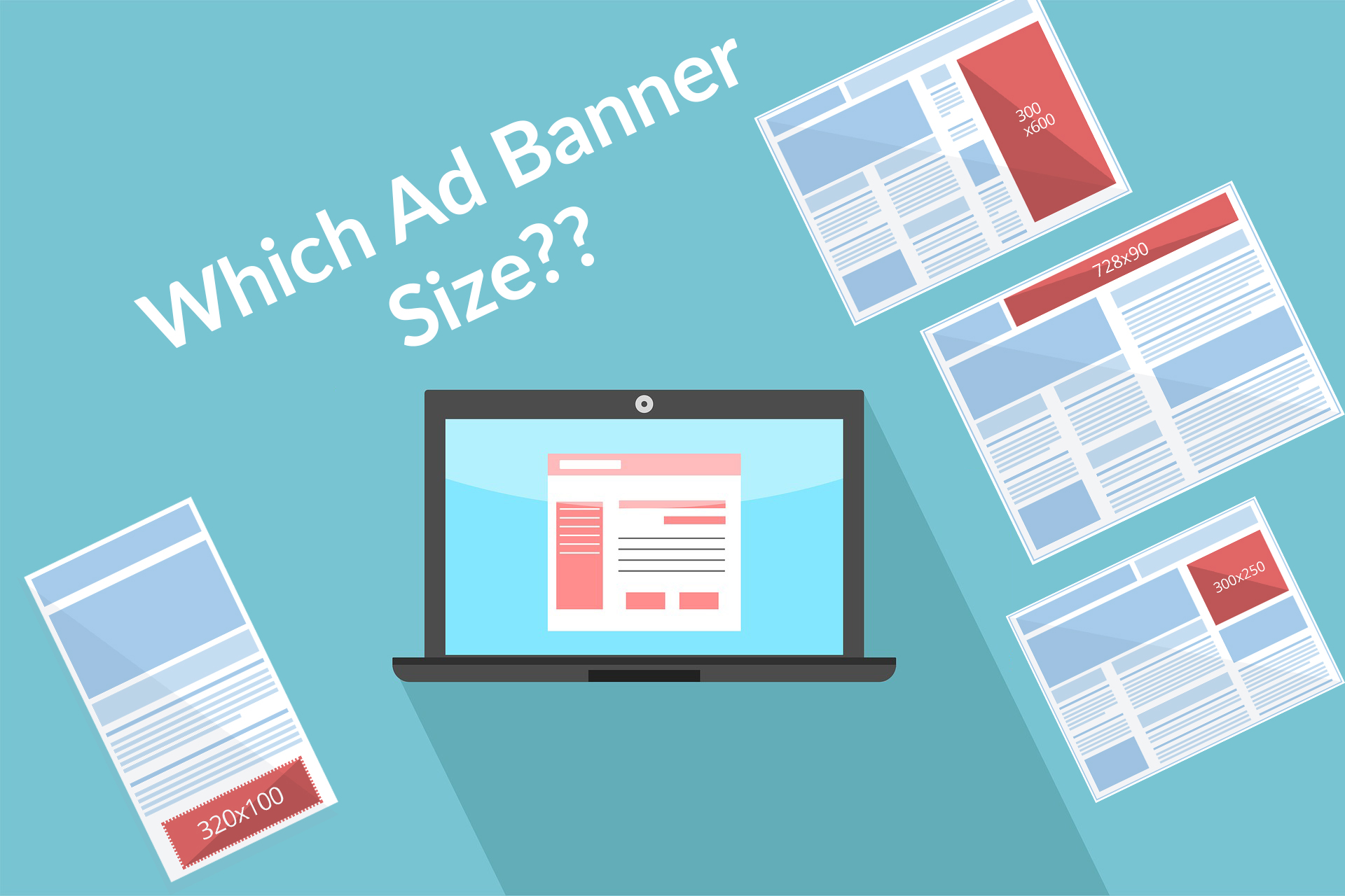 The Best Performing Google Ads Display Banner Ad Sizes