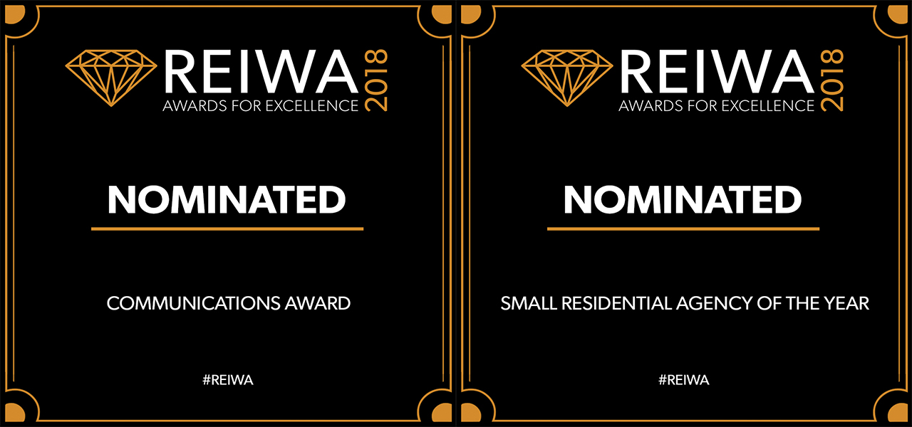 REIWA Awards for Excellence - Communications & Marketing