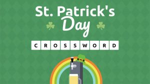 SEM Rush_St Patrick's Day Crossword