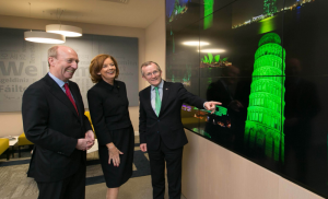 Tourism Ireland's Global Greening Campaign