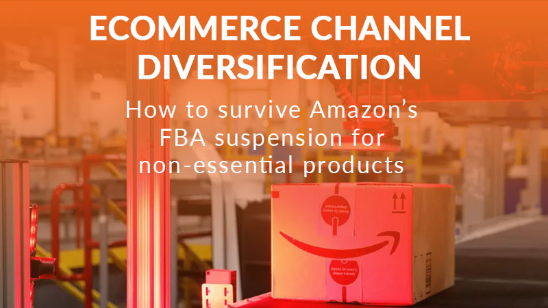 Ecommerce channel diversification guide