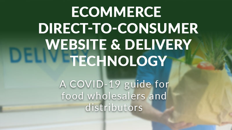 Ecommerce direct to consumer solution