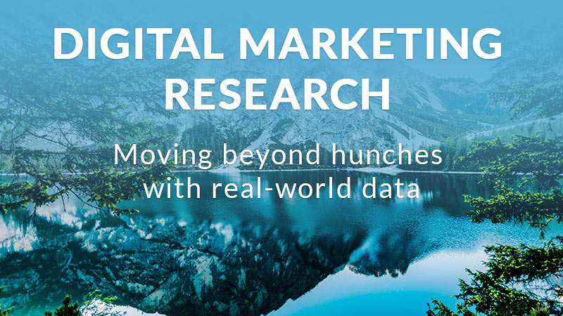 Digital Marketing Research Guide