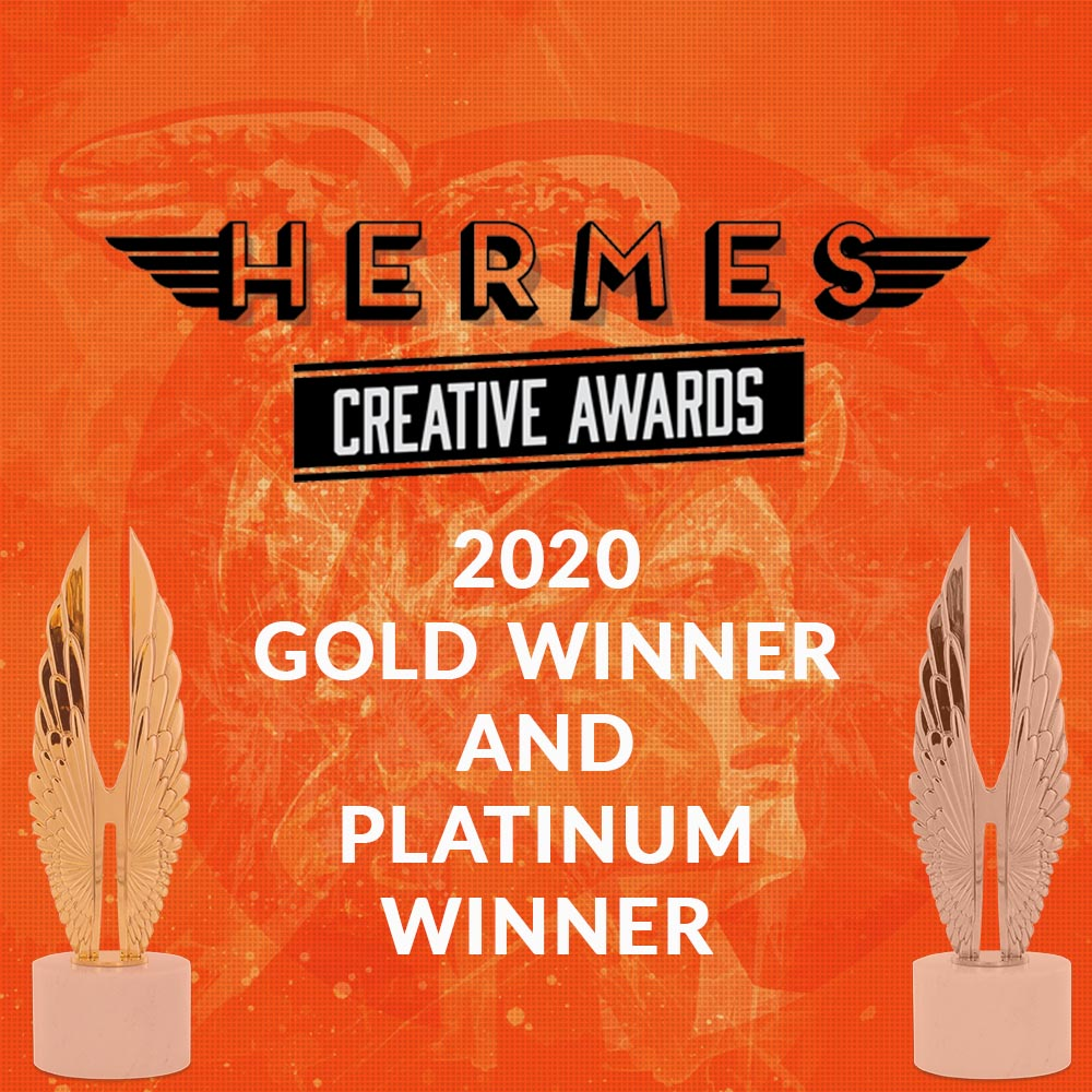 hermes creative award winners