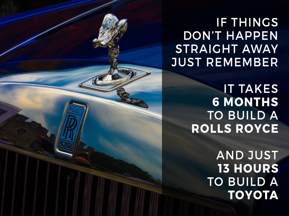 rolls royce quote